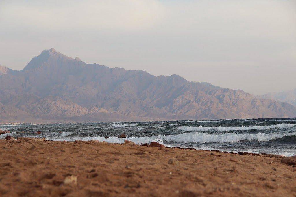 Отдых зимой в Египте, Дахаб
