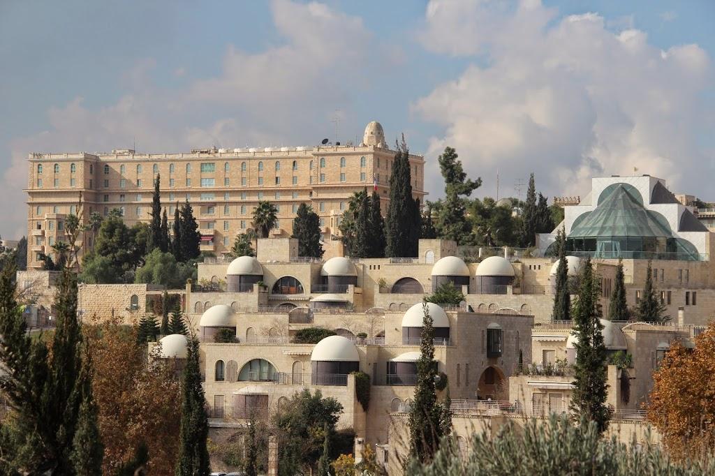 Из Шарм-эль-Шейха в Израиль, современный Иерусалим