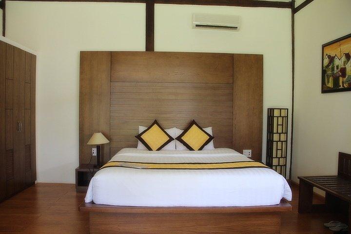 Бунгало в отеле Arcadia Phu Quoc Resort