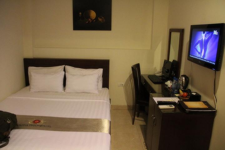 Отель Beatiful Saigon