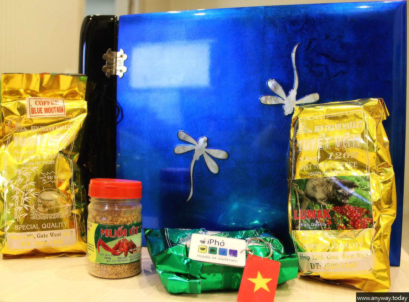Что можно купить в вьетнаме из косметики косметика chi купить в спб