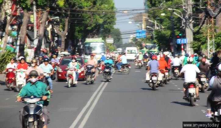 Аренда мотобайков во Вьетнаме