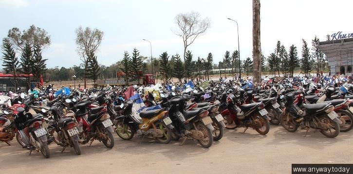 Аренда мотобайков во Вьетнаме.