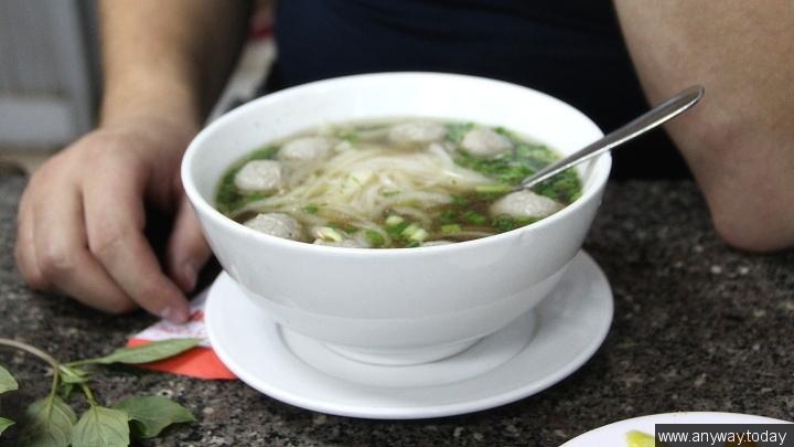 Как готовить вьетнамский суп Фо