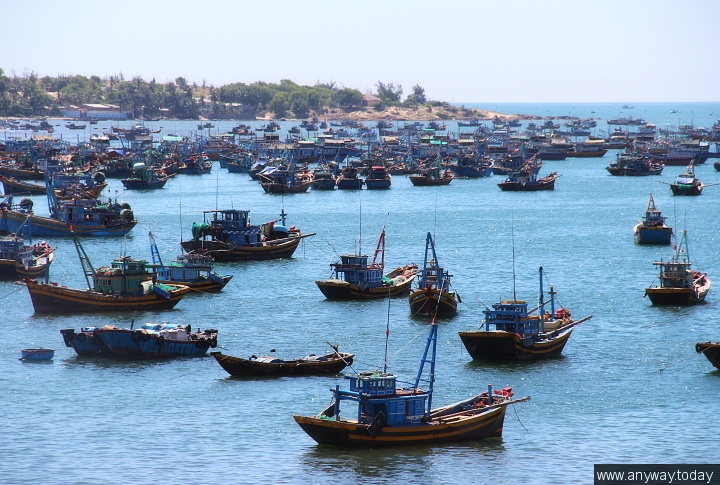 Рыбацкая деревня, Муйне