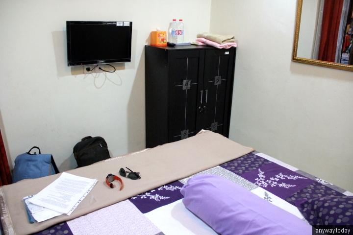 Отель у аэропорта в Джокьярте
