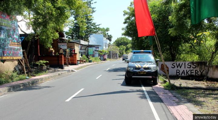 Центральная улица Туламбена