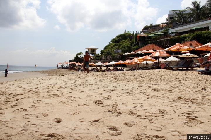 Пляж Дримланд, Бали