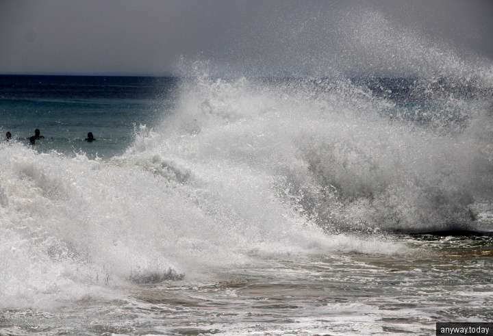 Волны на Дримленд, Бали