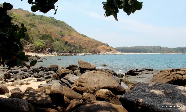 Пляж Ао Сейн - секретные пляжи Пхукета