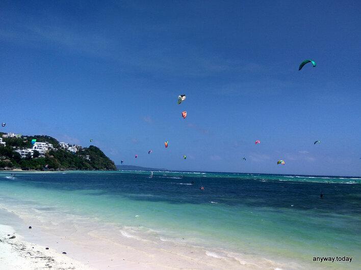 Пляж Булабонг