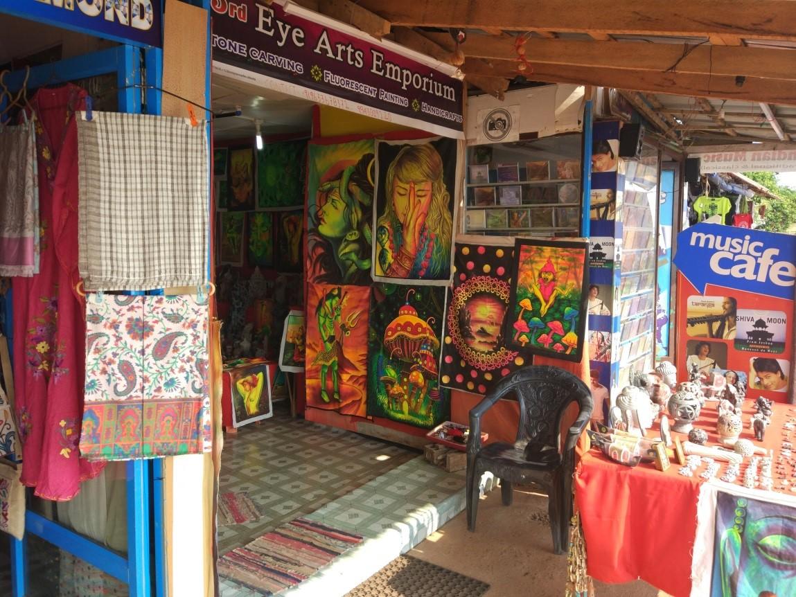 Варкала, штат Керала, Индия